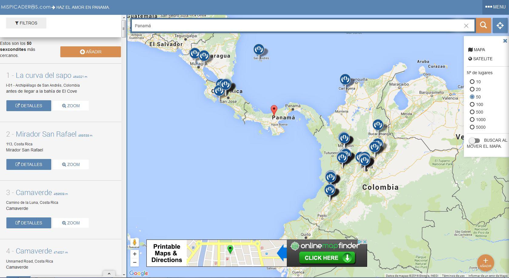 Panamá no alberga offshores de Mispicaderos